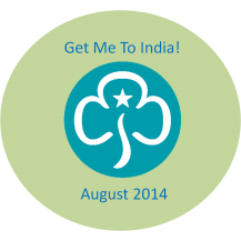 Get Me To India! Lucy Mills - 2014
