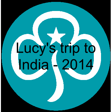 North-East England Girlguiding India Trip 2014 - Lucy Gray