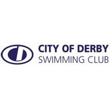 City of Derby Swimming Club cause logo