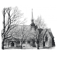 Salesbury St Peter's Church