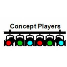 Concept Players cause logo