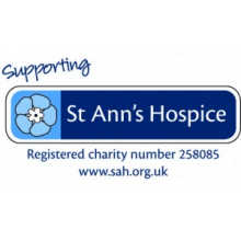 St Ann's Hospice - Cheshire