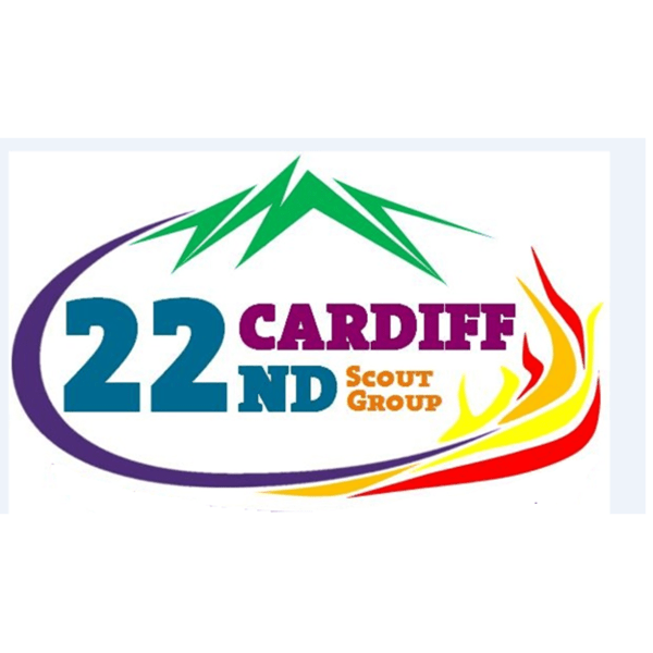 22nd Cardiff Scout Group cause logo
