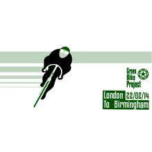 London to Birmingham Cycle Challenge 2014 - Henry Duckworth