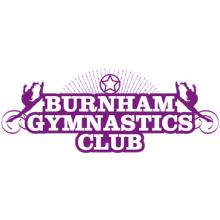 Burnham Gymnastics Squad Champions