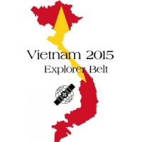 13th St Mathews Scouts - Vietnam Explorer Belt 2015