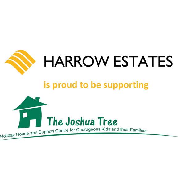 Harrow Estates Supporting The Joshua Tree