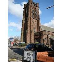 St Barnabas Church - Penny Lane