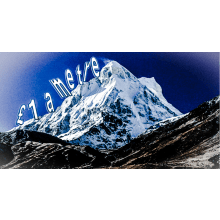 Trekking the Himalayas - Eamon Martin