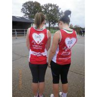 Great North Run 2014 for British Heart Foundation - Natalie Jones