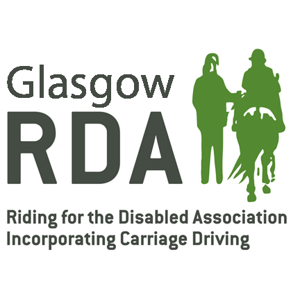 Riding for the Disabled Association - Glasgow Group cause logo