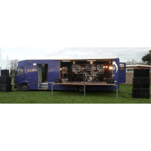 The Allstars Mobile Stage