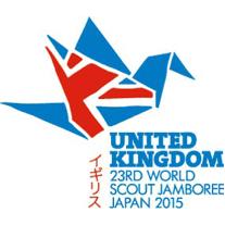 World Scout Jamboree Japan 2015 Peak Scouts - Harry, Richard and Sian