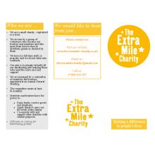 The Extra Mile Charity