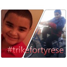 #TrikeforTyrese