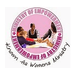 Ministry of Empowerment cause logo