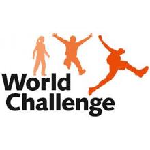 World Challenge 2014 - Courtney Hughes