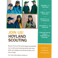 18th Hoyland Scouts