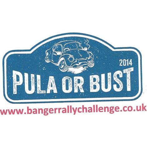 Banger Rally 2015 - Jo Olivey