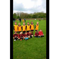 Cae Glyn football team