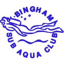 Bingham Sub-Aqua Club cause logo