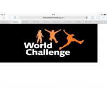 World Challenge Nicaragua and Costa Rica 2015 - Martha Garstang