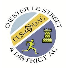 Chester le Street AC cause logo