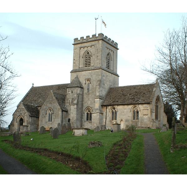 St George's Church - Brockworth cause logo