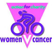 Women V Cancer Cycle Africa Group 3 2015 - Alison Tiffin