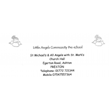 Little Angels Pre-school - Ashton, Preston