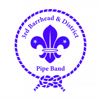 3rd Barrhead & District Pipe Band