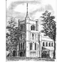 Elm Parish Church - Wisbech