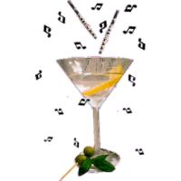 Flute Cocktail, Tavistock cause logo