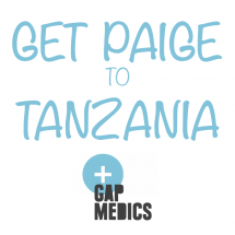 GAP Medics Tanzania 2015 - Paige Elvin