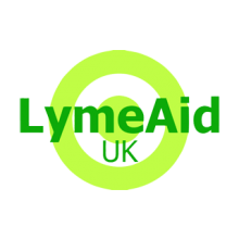 LymeAid UK cause logo