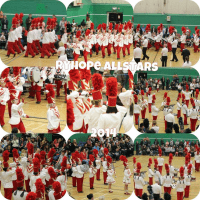 Ryhope Allstars Marching Band