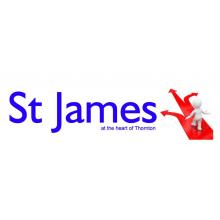 St James church Thornton