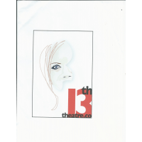 13th Theatre Co cause logo