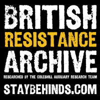 British Resistance Archive