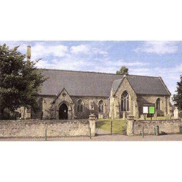 St Leonard Church Dinnington