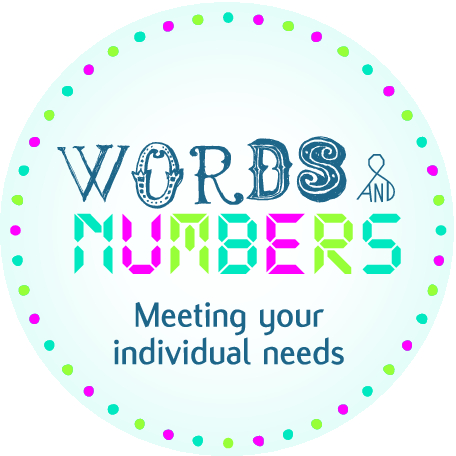 Words and Numbers Matter
