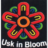 Usk in Bloom
