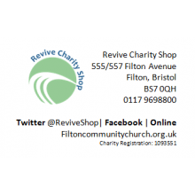 Revive Charity Shop - Filton