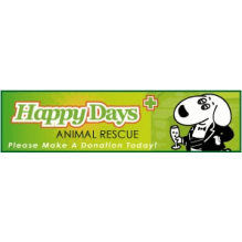 Happy Days Animal Rescue