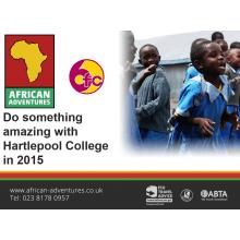 African Adventures Kenya 2015 - Katie Hornsey