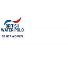 GB U17 Girls Waterpolo