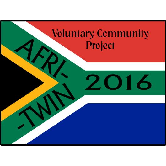 Afri-Twin Community Project Cape Town 2016 - Ellie Larkins