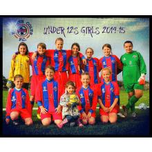 Hesketh Colts U12 Girls Spain 2015