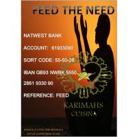 Karimahs Cuisina - Feed The Need