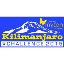 Myton Hospice - Kilimanjaro 2015 - Toby Fox